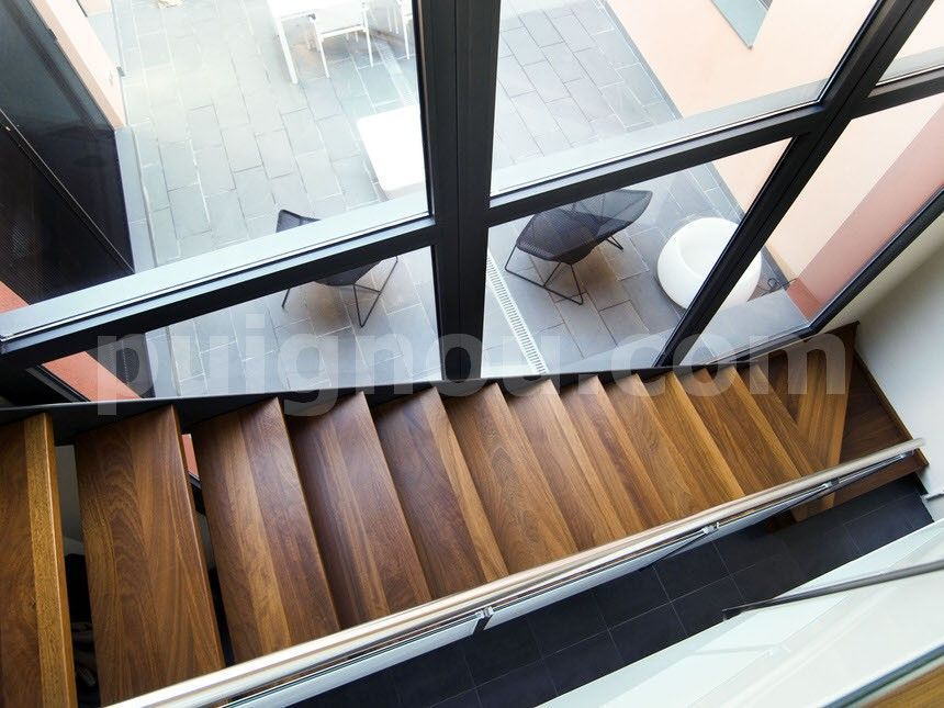 Escales i baranes