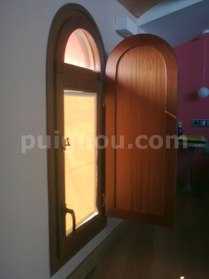 Arcos de madera para puertas rodearte de madera y algodn for Arcos de madera para puertas
