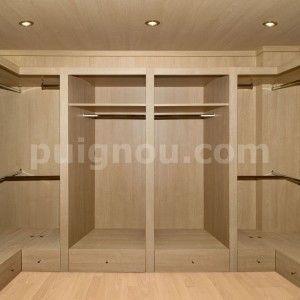 Puignou puigpelatvestidors de madera a medida puignou - Complementos para armarios empotrados ...